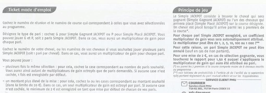 Multiplicateur de gain simple jackpot - Keno resultat grille gain ...